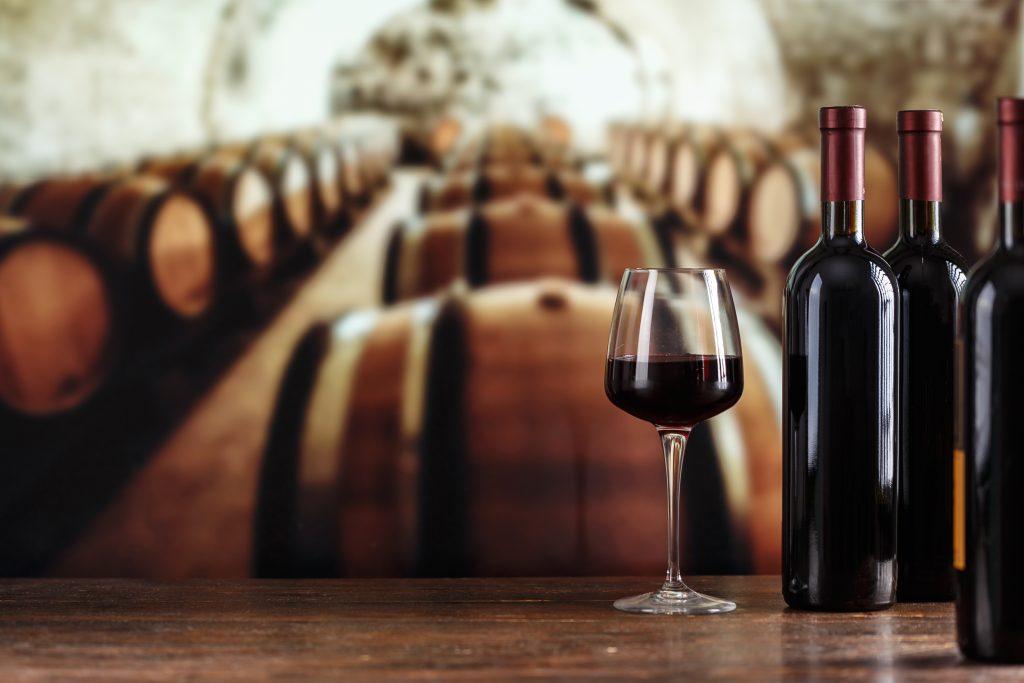 vigneron et boisson