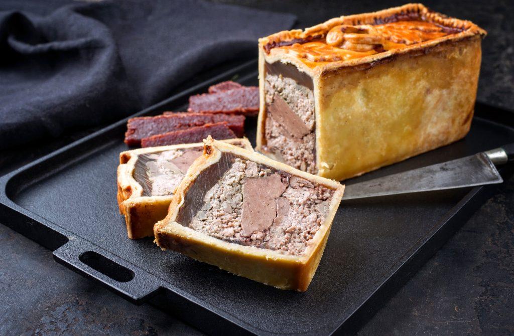 Cannelés au foie gras de canard